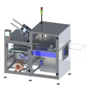 machine d'application de poignées par adhésif par le dessous - handlepack S Inverse