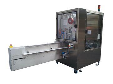 Machine de mise en lots de produits empilés par bandes adhésives - MULTIPACK P 30 R