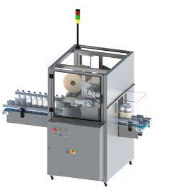 Machine de mise en lots de produits par bandes adhésives - MULTIPACK P 50 L