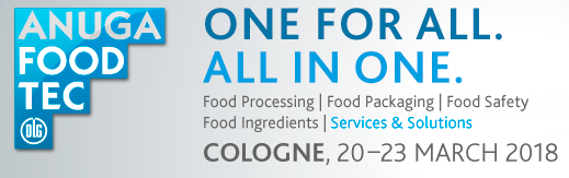 Cypack at Anuga FoodTec 2018 - Cologne - Germany