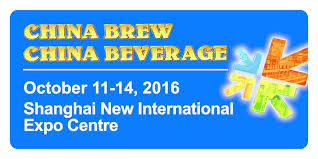 Cypack présent au CBB 2016 shangaï - chine (China Brew Beverage 2016)