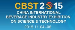 Cypack présent au CBST (China International Beverage Industry Exhibition on Science and Technology)